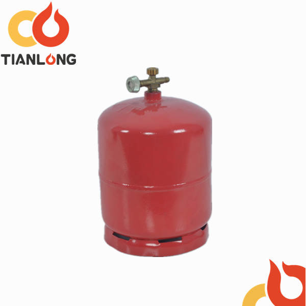 3kg camping lpg gas cylinder with burner price good