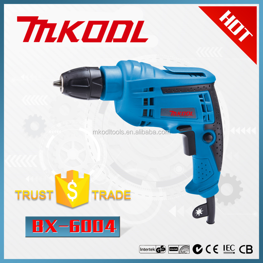 MKODL BX-6004 10mm electric <strong>drill</strong>