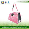 QQ Pet Factory Wholesale Pet Dog Bicycle Carrier Bags & Mini Trolley Animal Travel Bag