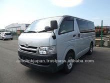 2010 / APRIL REGISTERED TOYOTA HIACE VAN DX