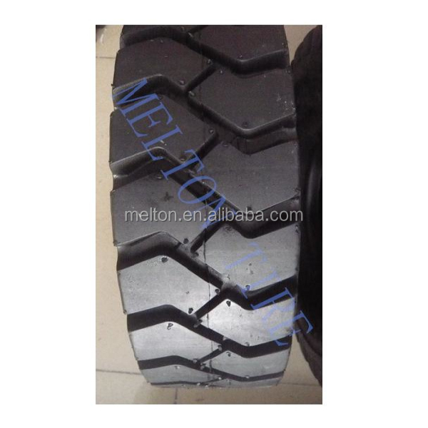 rubber industria forklift tyre 27x10-12 Guaranteed Quality industry tyre