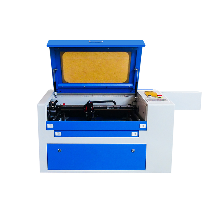 Desktop SH G350 small wood laser engraving machine