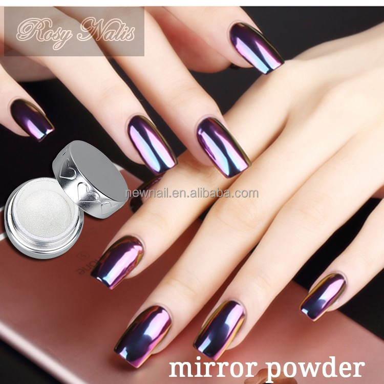 Chrome Mirror Nails Pigment Powder Wholesale, Powder Suppliers - Alibaba