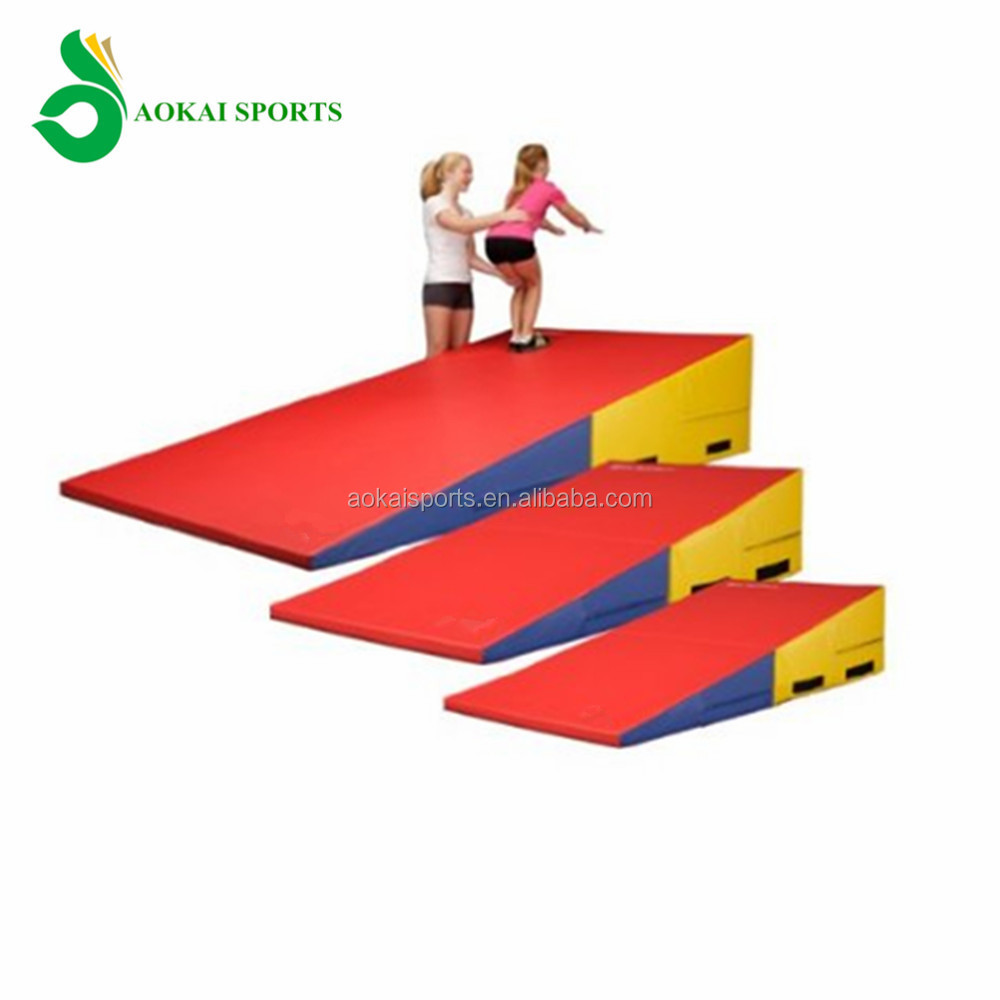 cheapest folding incline mat/foldable incline mat
