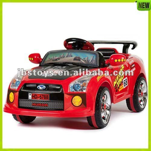 6788 Radio Control Emulation Ride on Huada Car Toy