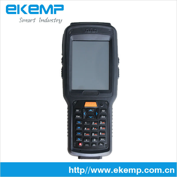 Wince Embedded Ce 60 Handy Terminal With 2d Barcode Scanner X6