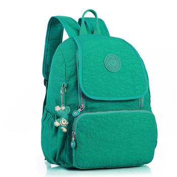 3c85e4166 RY1227 Newest Small Backpack for Girls Mochila Feminina Escolar Solid  Bagpack Women Travel Rucksack Female Back