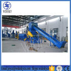 300-2000kgh Plastic PET Bottle Washing Recycling Machine/waste Plastic PET crushing washing recycling production line