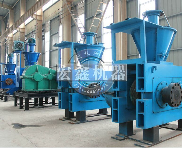 Different size and shape!! coal and charcoal powder briquette machine