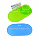 2018 hot selling new design soft silicone rubber pet food mat