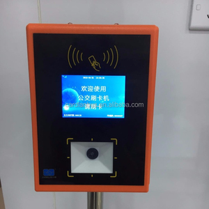 Bus Ticket pos machine, POS keyboard, pos with QR Code Reader