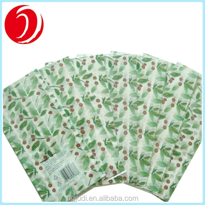 Best Quality Environmental Protection Custom Printed Wrapping Paper