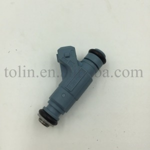 FOR FORD Auto Parts Fuel Injector OEM:3N2U A4A BOSCH:0280156170