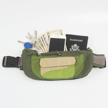 Custom Fanny Pack Outdoor Sports Waist Bag Bum Bag for Traveling