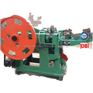 Factory Manufacture CE Proved Wire Nail Making Machine 100% export!