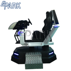 Hot selling vr race games ride with motion chair 9d movies electric platform car racing game machine