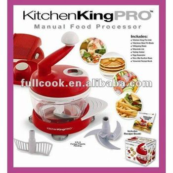 Hot Sale Cheap Kitchen King Pro Complete Food Preparation Station