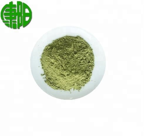 China factory matcha green tea with private label