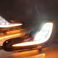 China manufacture supply wholesale price led Daytime running lights For Hyundai Accent