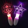 High Quantity Customized Led Stick, Acrylic Kpop Light Stick for Event, Concert, Festival Use