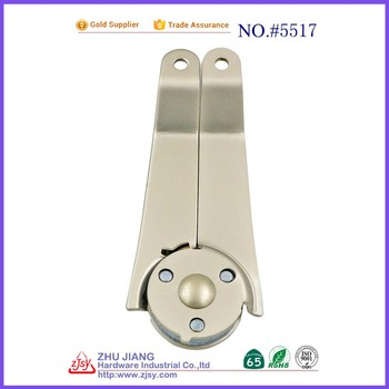 Direct selling luggage fittings 5517, eighty percent off support rod, folding pull rod, furniture pull rod, movable support