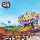 Extreme thrilling gyro theme park rides 22 seats flying ufo from China