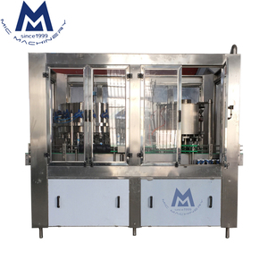 Cheap Price Full Automatic Tin Can Filling Sealing Machine for Soda Water / draft beer filler and sealer