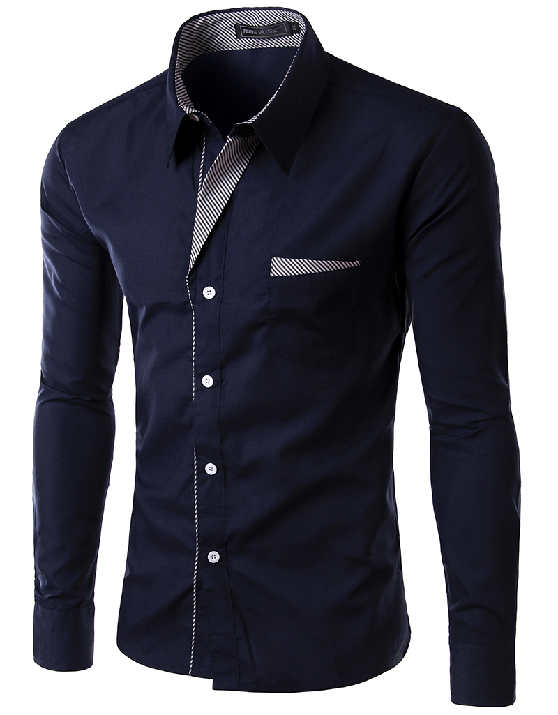 Men's clothing has seen many stylistic changes in the last decade. Of note, both casual menswear and formal menswear have slimmed down in recent years, becoming more tailored and fitted. Meanwhile, colors and patterns run from bold to muted and classic to contemporary.