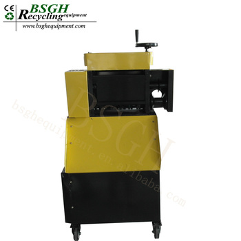 BS-KOC scrap metal recycling process scrap copper wire stripping machine for sale metal waste recycling