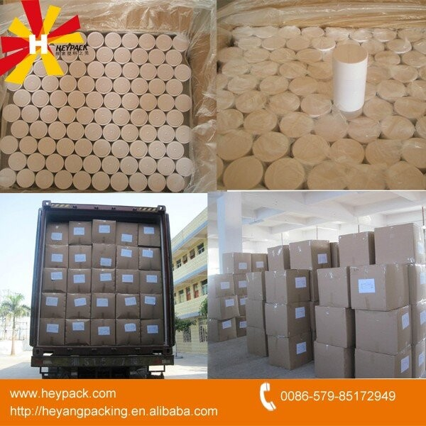 300-750ml white plastic container