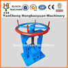 Half Round Clay Roof Tiles Making Machine Manual Type