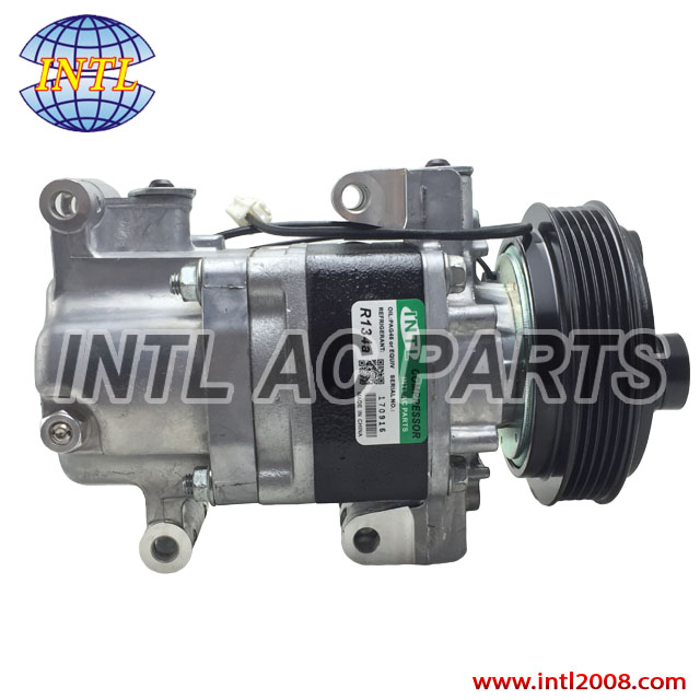 Auto Replacement Parts For Mazda 6 Mazda 3 Mazda Cx-7 A/c Compressor Gj6a-61-k00a Gj6a61k00a Gj6a-61-k00b H12a1af4a0 H12a1af4dw