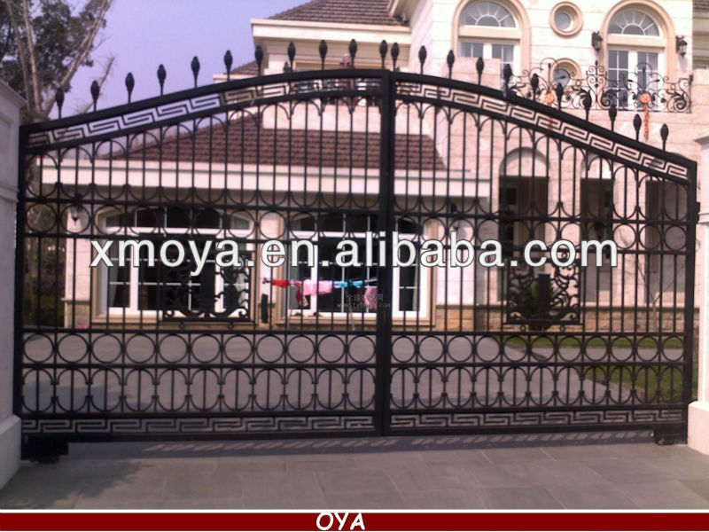 Fancy Sliding Iron Pipe Gate Designs For Homes   Buy Iron Pipe Gate Design,Fancy  Gates,Sliding Gate Designs For Homes Product On Alibaba.com