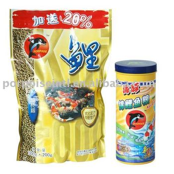 Koi fish food buy aquarium fish food koi food spirulina for Best food for koi fish