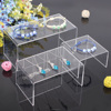 High Clear Acrylic Jewelry Display