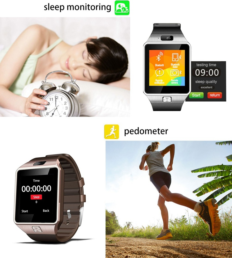 KY walmart's supplier best factory price digital watch with sim camera