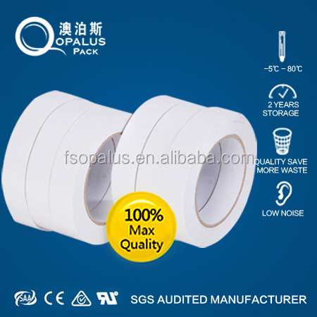 Double Side Embroidery Adhesive Tissue Tape Solvent tape Jumbo roll