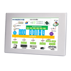 OEM&ODM 10.4 inch resistive/capacitive touch HD screen monitor industrial