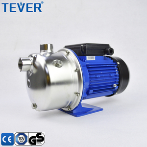 1 hp high lift low noise stainless steel pump body plastic impeller water jet pump price for drinking water