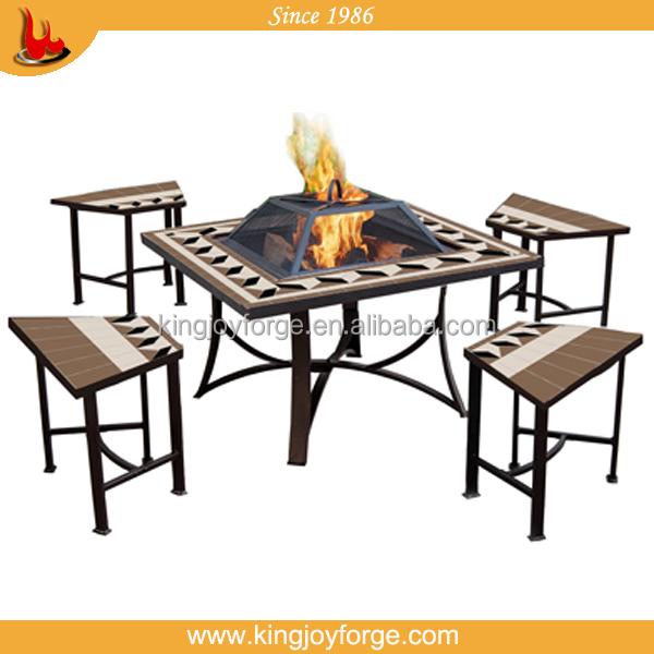 Reposteria kingjoy jard n pozo de fuego juego de muebles - Muebles el pozo ...