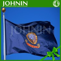 nylon polyester colors sublimation silk printing flying use 2*3 ft Idaho State Polyester Flag
