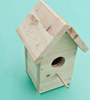 Low price handmade outdoor wooden bird cage