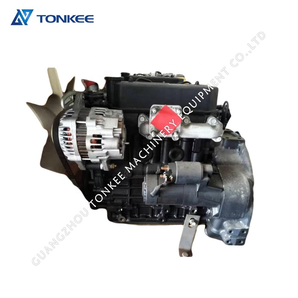 genuine new L3E L3E13.5K30D01 genset engine assy EC15BXTV excavator complete engine assy for VOLVO MITSUBISHI