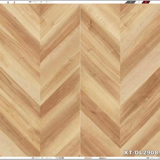 Wood Design Texture Melamine Flooring Paper Laminate