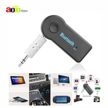 3.5MM Wireless Car Bluetooth Receiver Adapter AUX Audio Stereo Music Hands-freeHome Car Bluetooth Audio Adapter