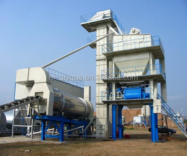 Factory Price Roady Machine LB3000 Hot Mix Asphalt Mixing Plant with 240t/h Production Capacity