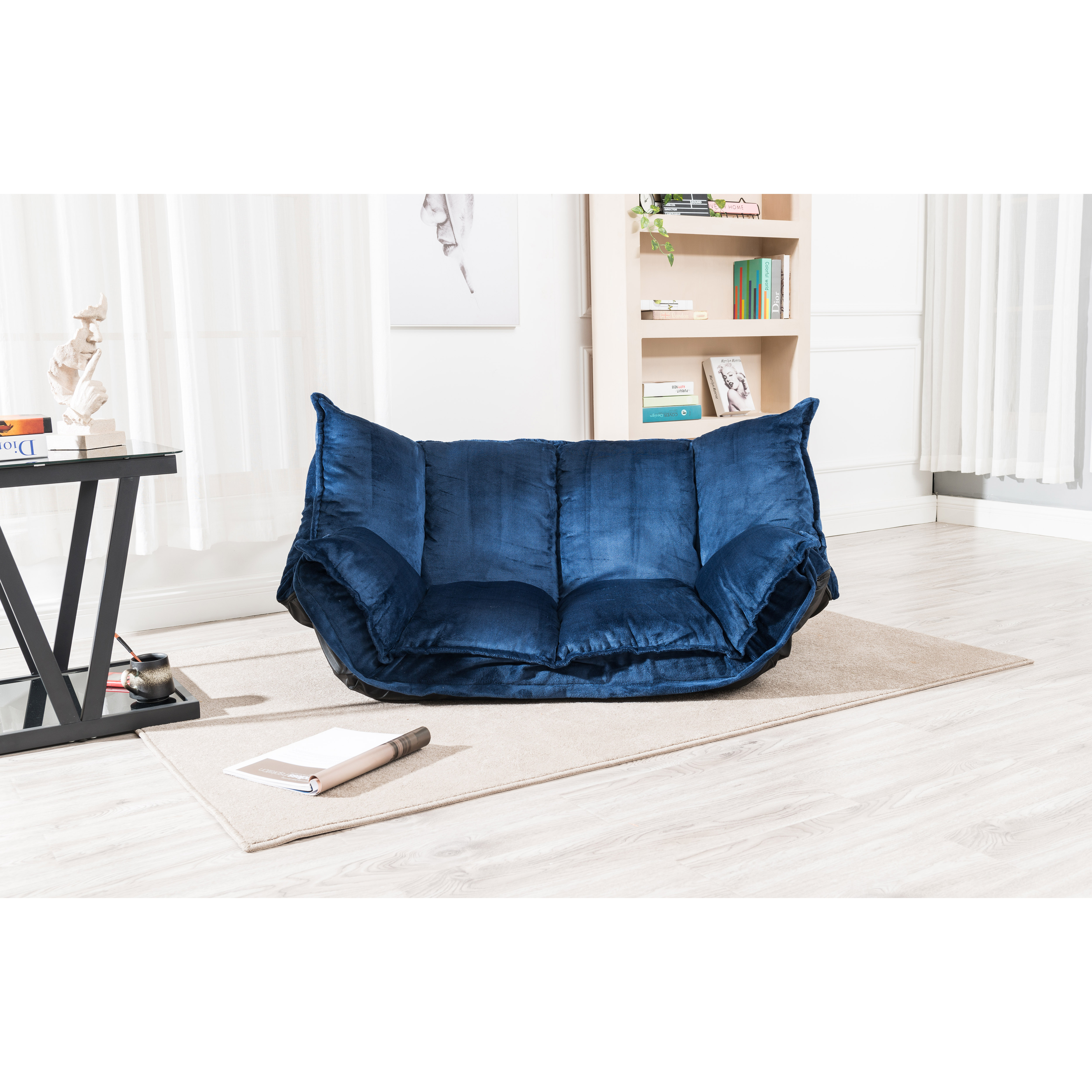 Picture of: Carlford Oem Velvet Japan Style Sofa Bed Living Room Sofa Bed Japanese Sofa Bed Floor Sofa Bed Wholesale Buy Fabric Sofa Bed Lazy Sofa Bed Sofa Bed Product On Alibaba Com