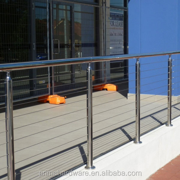 Diy Cable Railing Prices, Diy Cable Railing Prices Suppliers And  Manufacturers At Alibaba.com