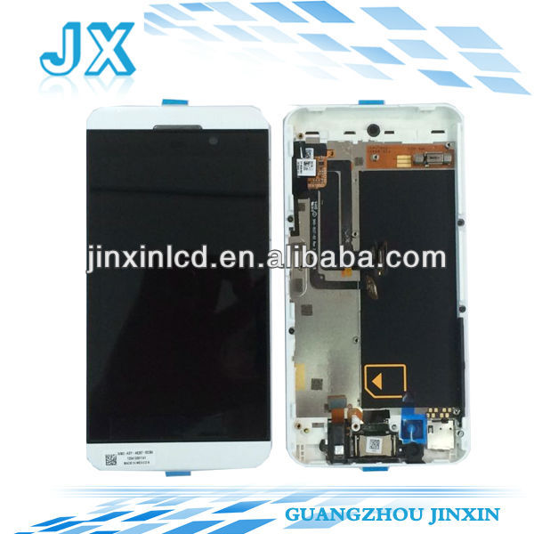 Full front screen for blackberry z10 4g lcd display