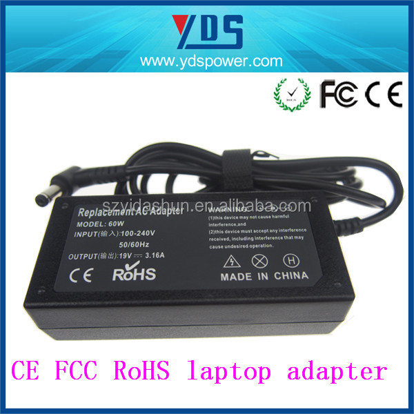 New Arrival laptop charger parts 20v 70w laptop power supply laptop charger with wholesale price and good quality